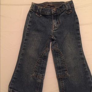 Ralph Lauren Girl Jeans size 18 m